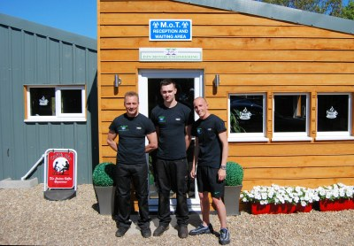 Paul, Sam and Jay of PJN Motor Engineering