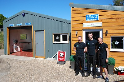 Paul and the Team at PJN Motor Engineering Ltd